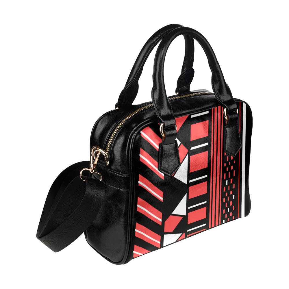 African Pride handbag Shoulder Handbag (Model 1634)