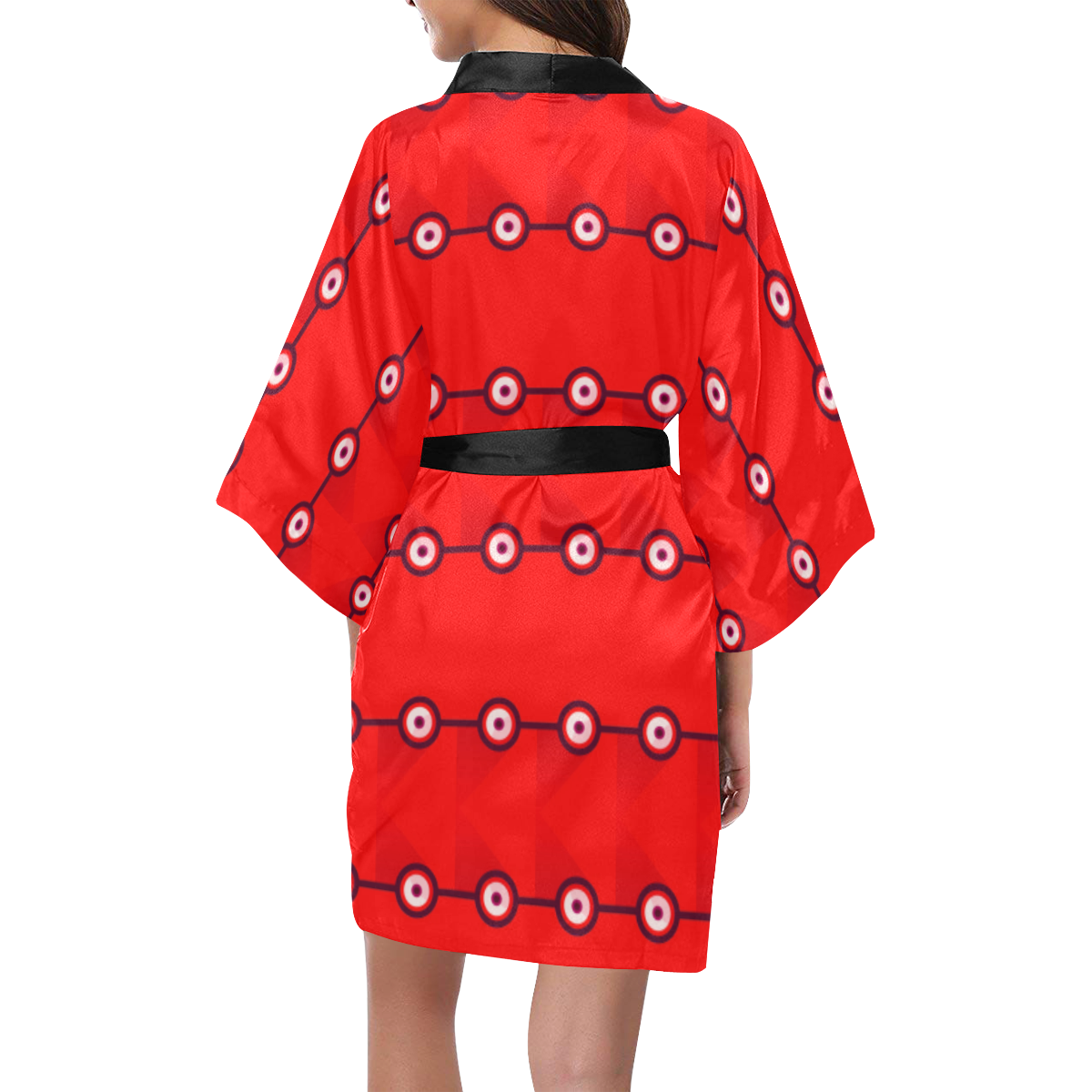 10000 art324 3 Kimono Robe