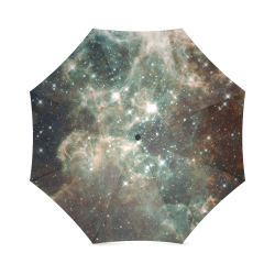 Stars Of The Unicerse - A Deep View Into Space 1 Foldable Umbrella (Model U01)