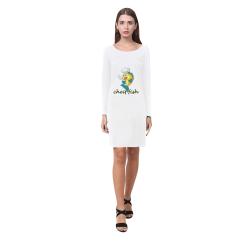 cheif fish Demeter Long Sleeve Nightdress (Model D03)