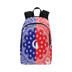 Cs'Up & Bs'Up UNITED Fabric Backpack for Adult (Model 1659)
