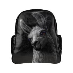 Llama Multi-Pockets Backpack (Model 1636)