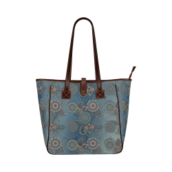 Mandalas Classic Tote Bag (Model 1644)