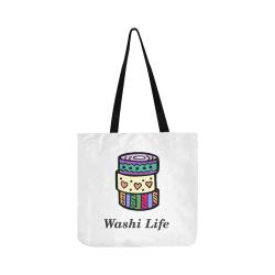Washi Life Reusable Shopping Bag Model 1660 (Two sides)