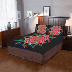 Mandala 3049A 3-Piece Bedding Set
