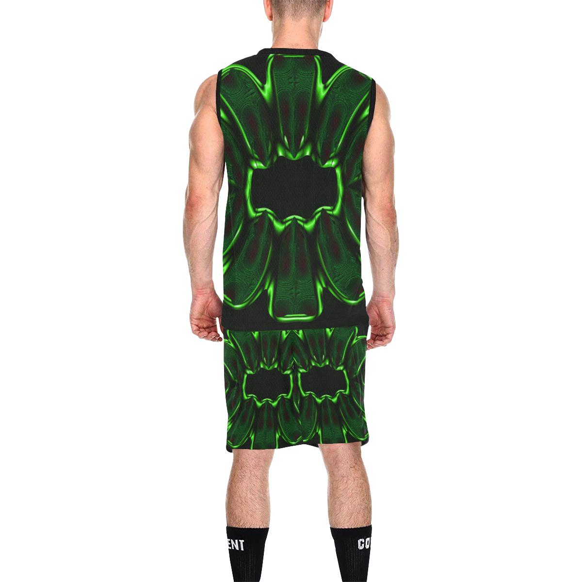 8000  EKPAH 7 low All Over Print Basketball Uniform