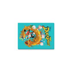 "DuckTales Canvas Print 7""x5"""