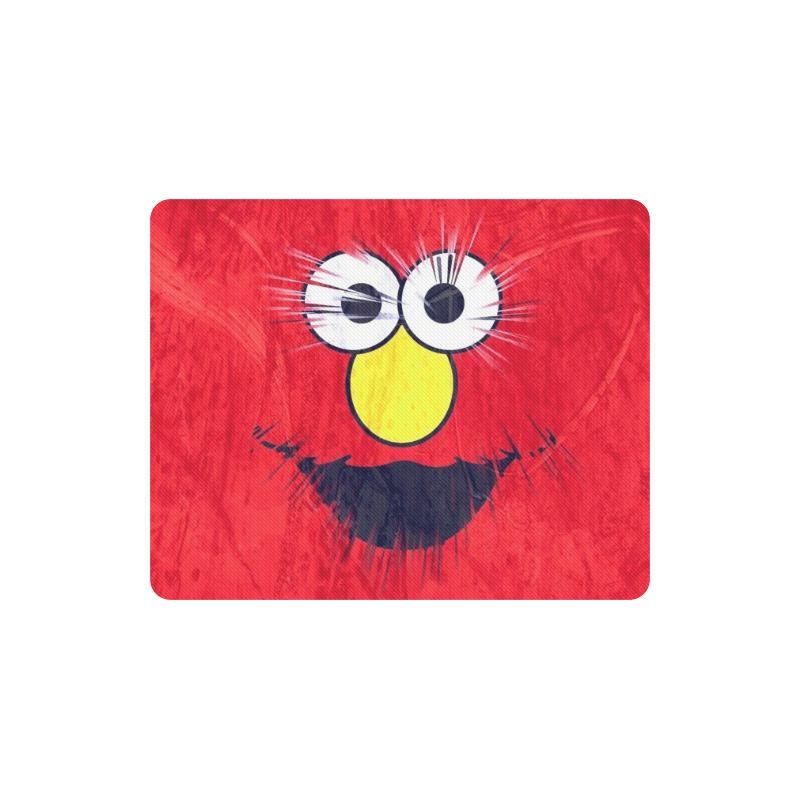 Red Hug by Artdream Rectangle Mousepad