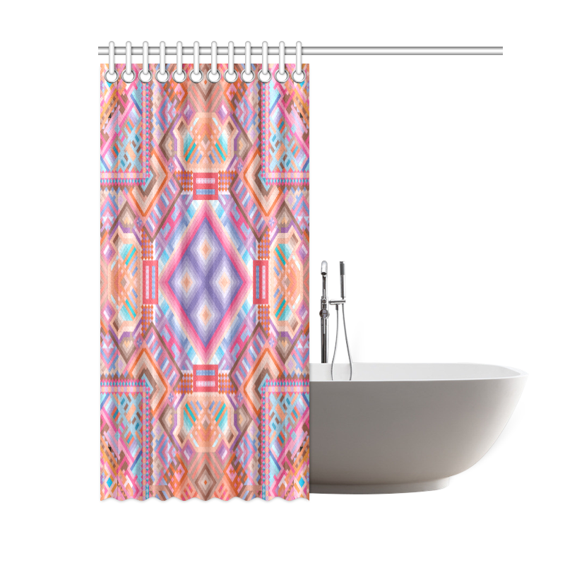 "Researcher Shower Curtain 60""x72"""