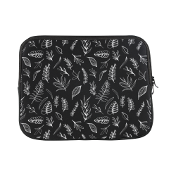 BLACK DANCING LEAVES Macbook Pro 13''