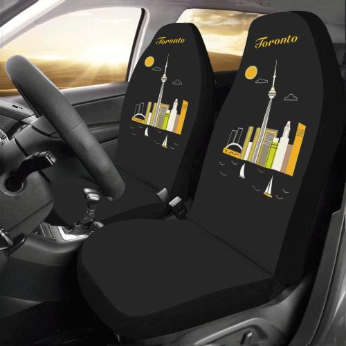 Toronto Car Seat Covers (Set of 2)