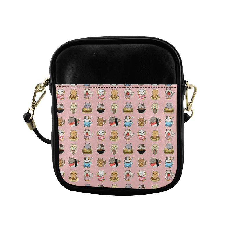 pink Sling Bag (Model 1627)