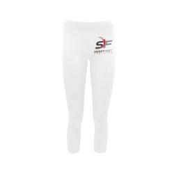 SFT white leggings Capri Legging (Model L02)