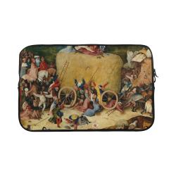Hieronymus Bosch-The Haywain Triptych 2 Macbook Pro 17''