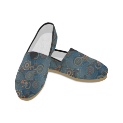 Mandalas Unisex Casual Shoes (Model 004)