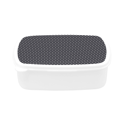 Black polka dots Children's Lunch Box