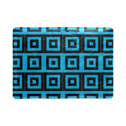 Blue-Black Pattern Custom NoteBook A5