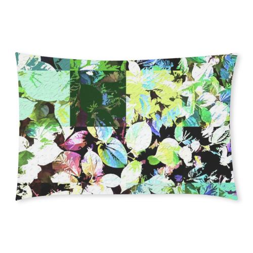 Foliage Patchwork #2 3-Piece Bedding Set