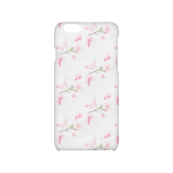 Pattern Orchidées Hard Case for iPhone 6/6s