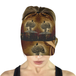 Mechanical skull All Over Print Dad Cap C (7-Pieces Customization)