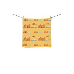 "Armenia  Հայաստան Square Towel 13""x13"""