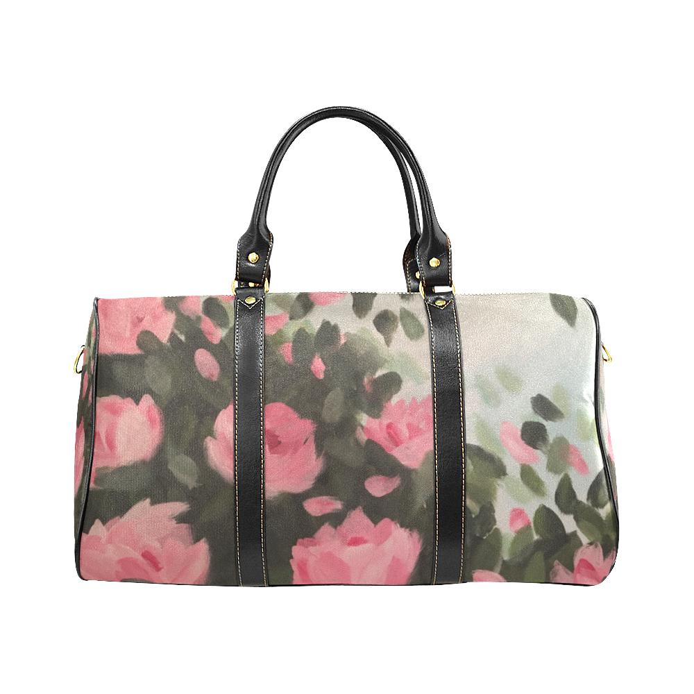 Roses & Bushes - New Waterproof Travel Bag/Small (Model 1639)