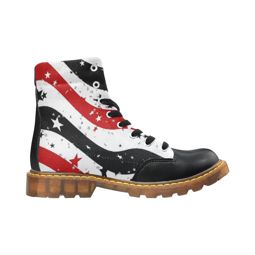 13rb Apache Round Toe Men's Winter Boots (Model 1402)