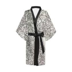vl Queen Kimono Kimono Robe