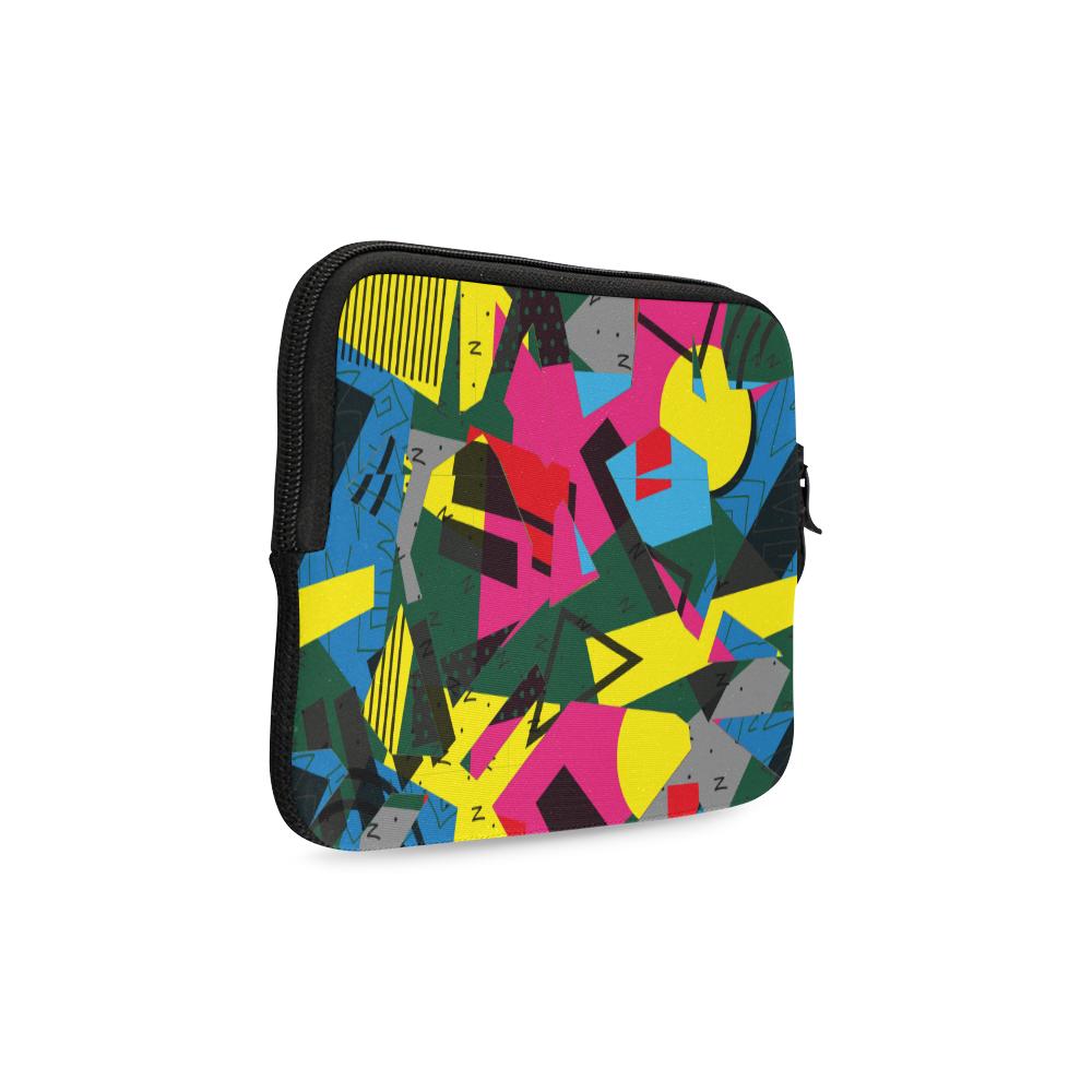 Crolorful shapes iPad mini