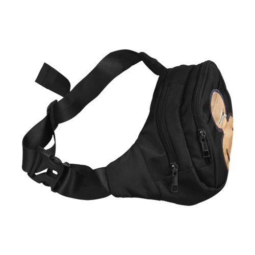 mouth trans Fanny Pack/Small (Model 1677)