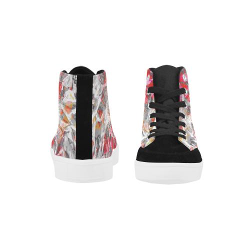 wheelVibe_vibe33 Herdsman High Top Shoes for Women (Model 038)