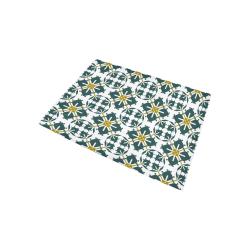 portuguese ornament   azulejos Area Rug 5'3''x4'