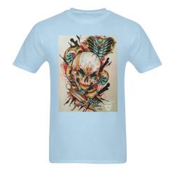 copy Sunny Men's T- shirt (Model T06)
