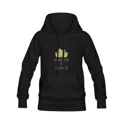 Powered by Plants (vegan) Women's Classic Hoodies (Model H07)