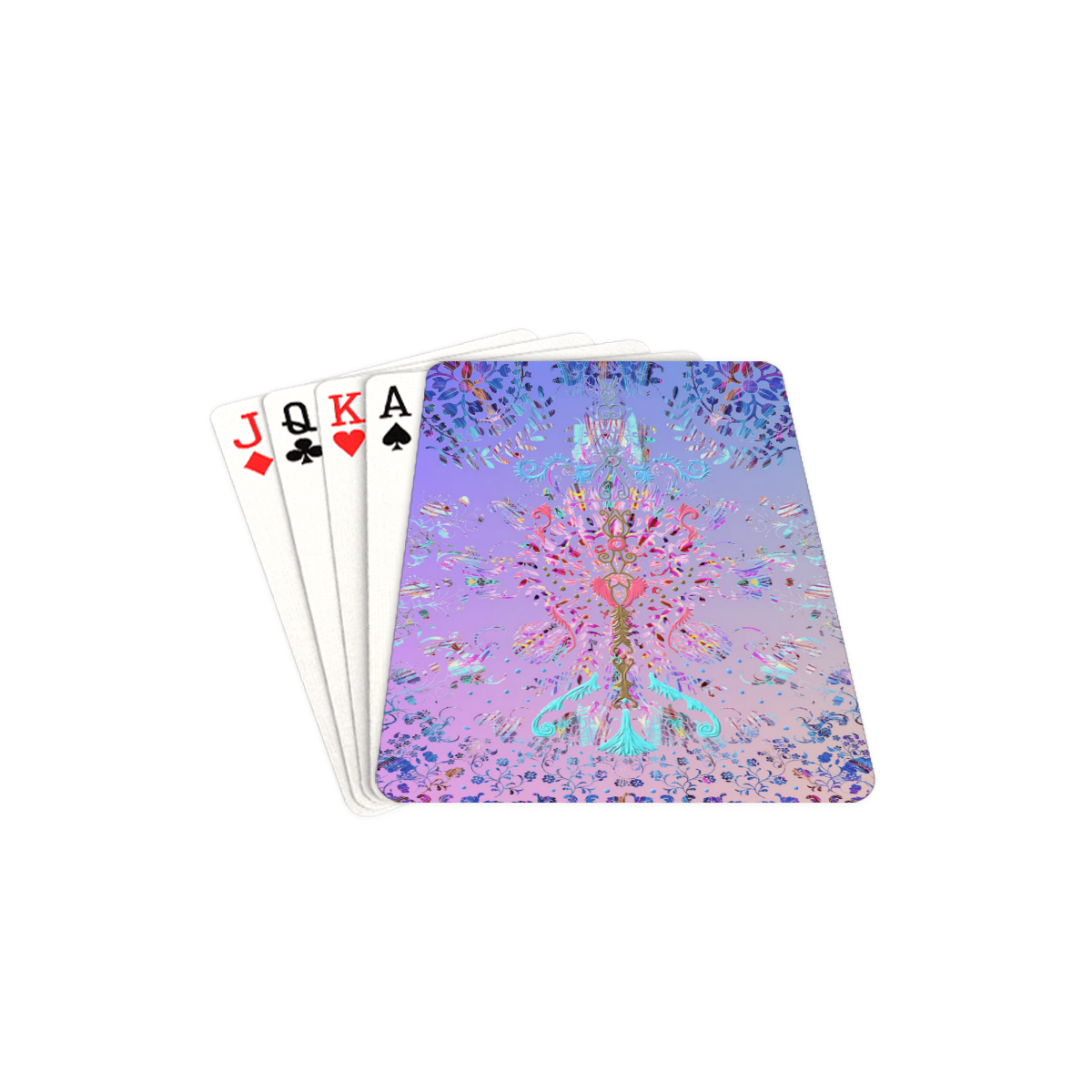 "FRESCA 7 Playing Cards 2.5""x3.5"""