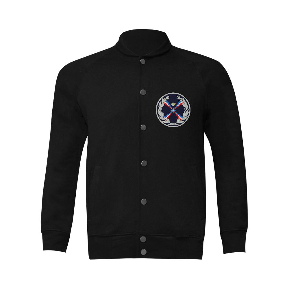 Elegant Assyrian Men's Baseball jacket (Model H12)
