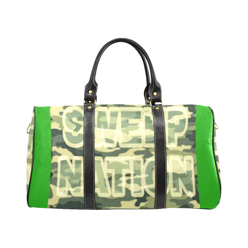 SWEEP NATION New Waterproof Travel Bag/Large (Model 1639)