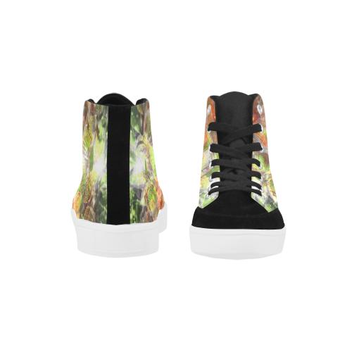 wheelVibe_vibe10 Herdsman High Top Shoes for Men (Model 038)