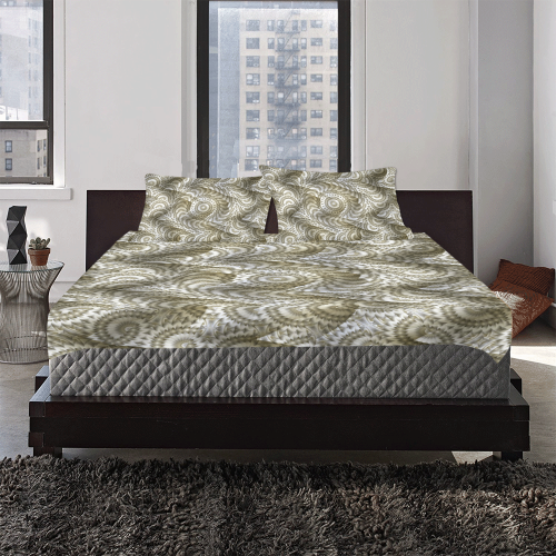 Batik Maharani #4A 3-Piece Bedding Set