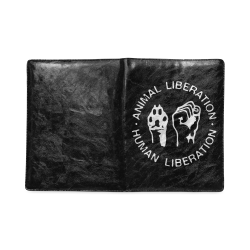 Animal Liberation, Human Liberation Custom NoteBook B5