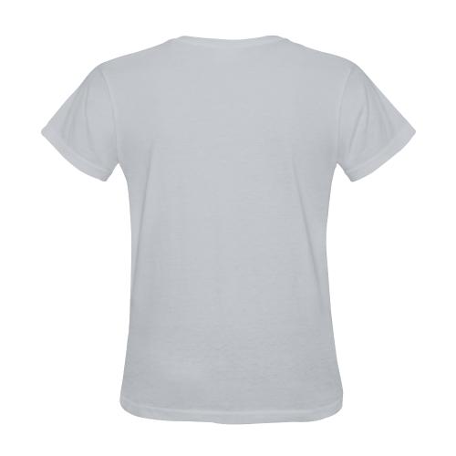 DuckTales Sunny Women's T-shirt (Model T05)