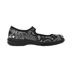 PAISLEY 7 Virgo Instep Deep Mouth Shoes