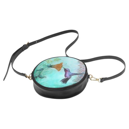 Hummingbird-4 Round Sling Bag (Model 1647)