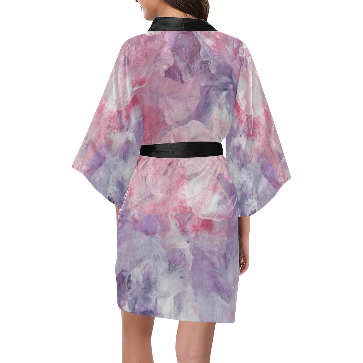 Fairy Garden Kimono Robe
