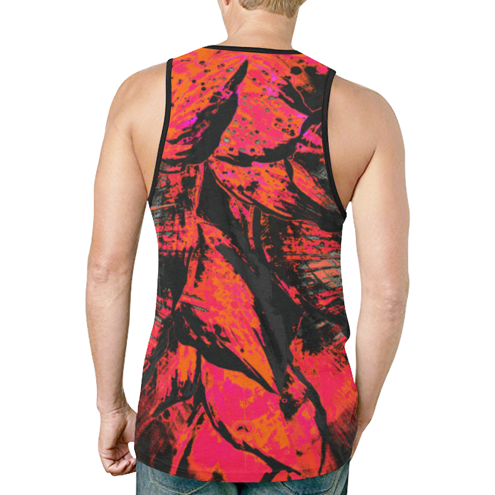 wheelVibe2_8500 68 JUICE low New All Over Print Tank Top for Men (Model T46)