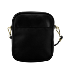 Simply Solid Collection - Black - Sling Bag (Model 1627)