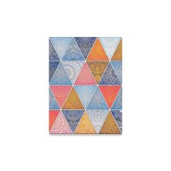 "Elaborate Elegant Mandala Diamond Pattern Canvas Print 12""x16"""