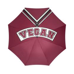 Vegan Cheerleader Foldable Umbrella (Model U01)