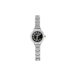 Please Wait for the Dial Tone Women's Italian Charm Watch(Model 107)