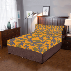 Fantasy flowers 3-Piece Bedding Set